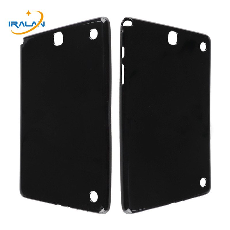 New Ultra-Thin Soft Silicone TPU Waterproof Case For Samsung Galaxy Tab A 9.7 T550 T555 SM-T550 Transparent Back Cover Shell