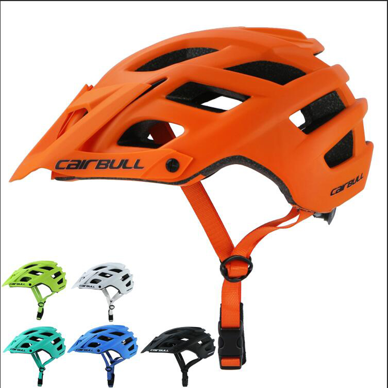 New Cairbull Cycling Helmet TRAIL XC Bicycle Helmet In mold MTB Bike Helmet Casco Ciclismo Road Mountain Helmets Safety Cap|Bicycle Helmet| |  - title=
