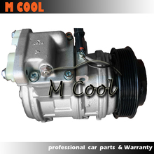10pa17c AC Compressor For SsangYong Rexton Rodius 2003-2013 6651303011 6652300011 6651303111 6652300111 6652300211 new ac compressor for ssangyong rexton gab 2 7 2 9 2002 6611304415 6611304915 714956 tsp0155880 92010948