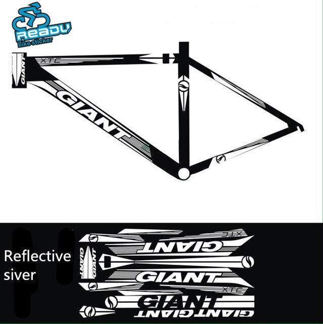 2018 Bike Accessories Bike Decals Frame Decals Water Protector Bike ...