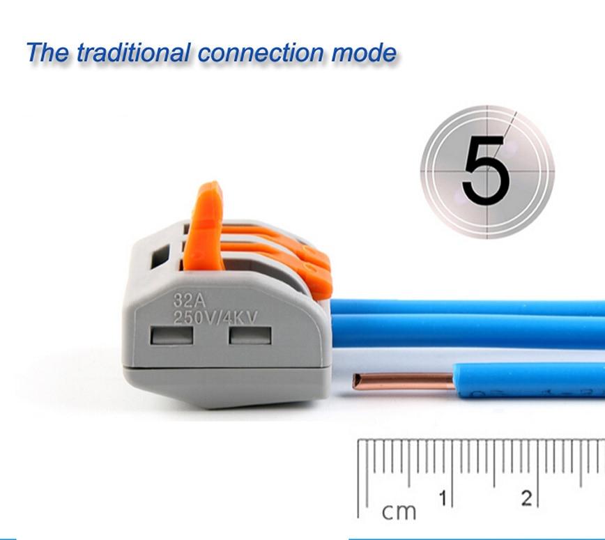 100pcs lots new pct k213 universal wire fast connectors quick line rh aliexpress com  quickline 2 universal fuse box