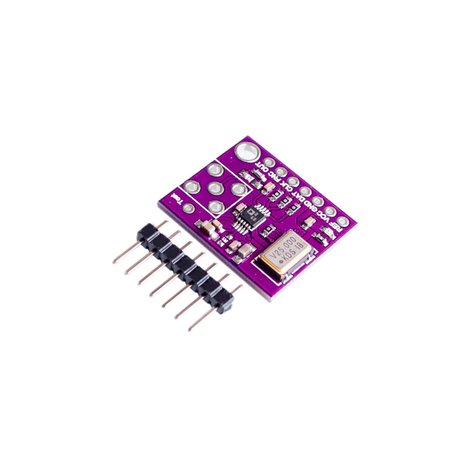 CJMCU-9833 AD9833 модуль генератор сигналов модуль STM32 STM8 STC микропроцессоры синусоида квадратный волновой монитор DDS