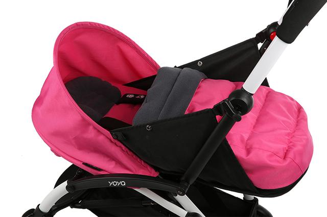 Saco de dormir bebê recém-nascido saco de dormir cesta para yo uso carrinho de carrinho de criança carrinho de bebê 0-6 mês precisa comprar sozinho (em nossa loja)