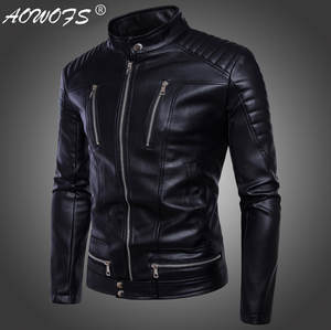 Best Top Mens Designer Leather Coats Brands