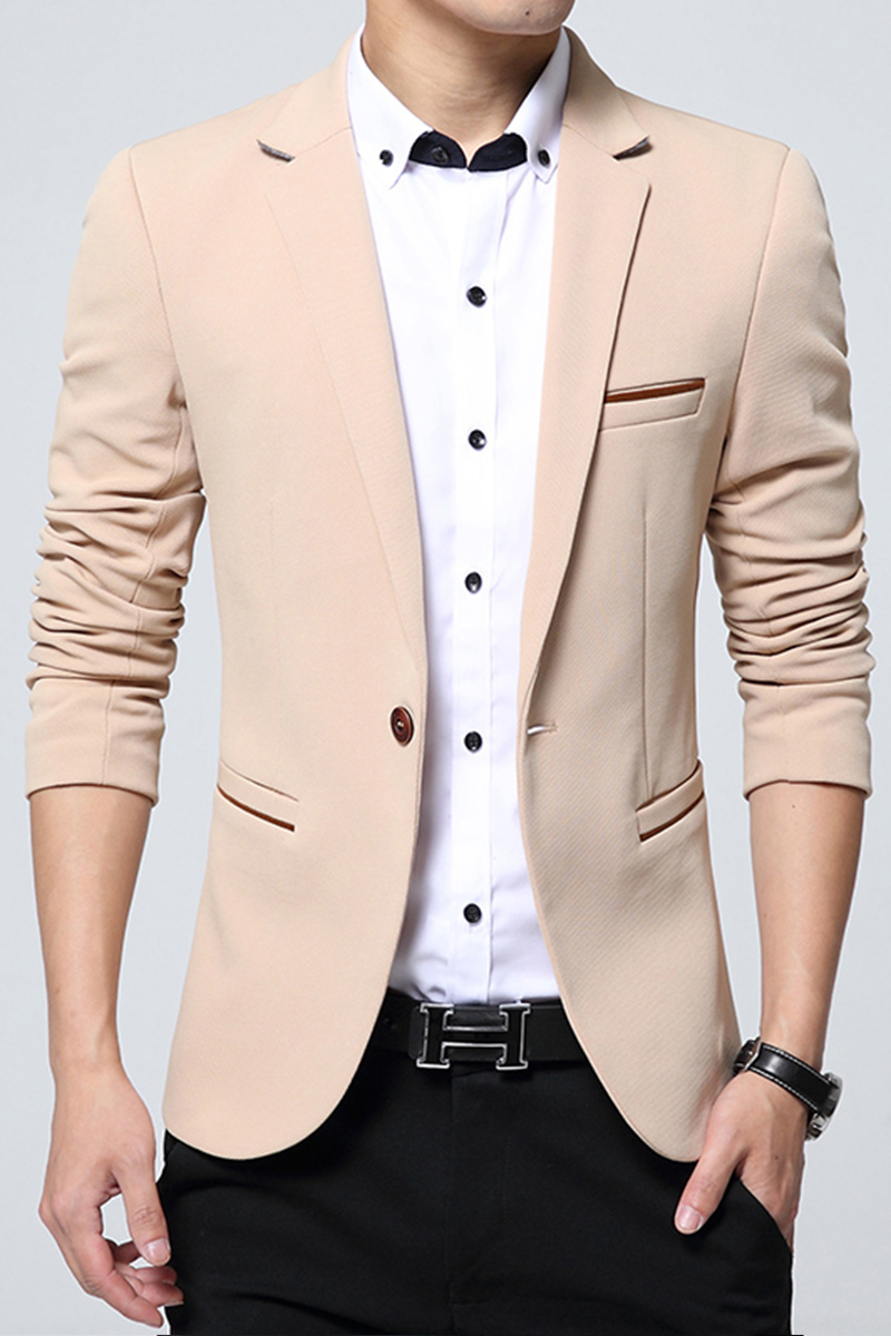 Mens jacket dress