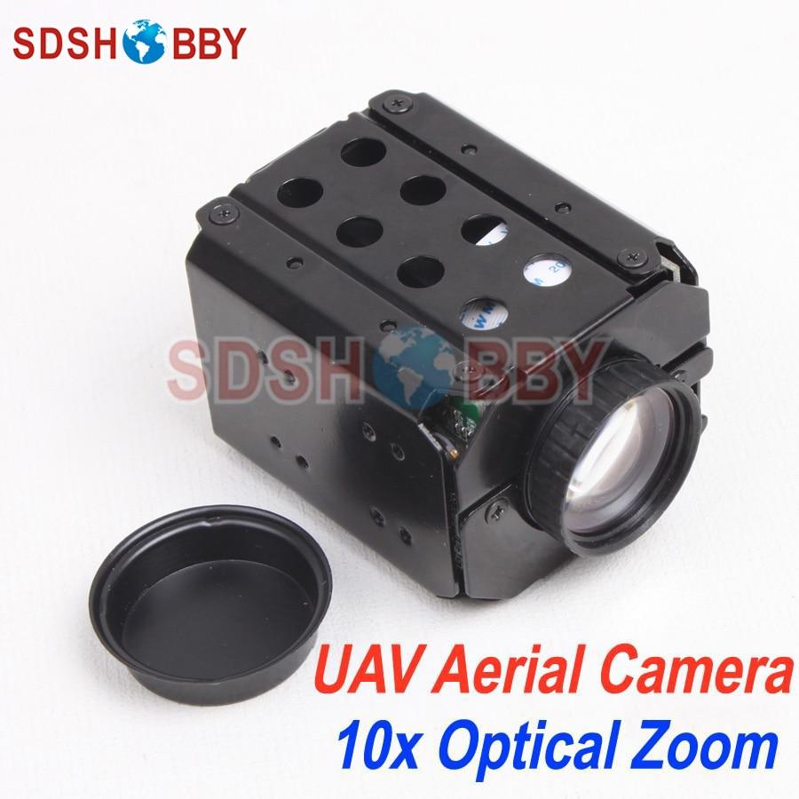 1080P 10x 3mega pxl HD Optical Zoom Camera with TF Storage HDMI for FPV UAV Aerial Photography удлинитель zoom ecm 3