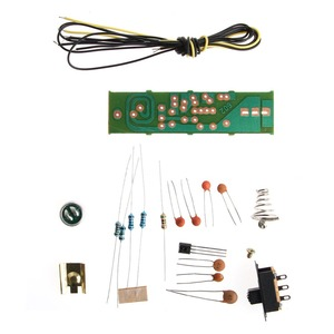 Image 3 - High Quality FM Frequency Modulation Wireless Microphone Suite Electronic Teaching DIY Kits Aug3