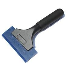EHDIS Bluemax ゴム窓色合いツールビニールフィルム車ラッピングス車のクリーニングツールハンドル腱スキージ A17L