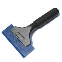 EHDIS Bluemax escobilla de goma herramientas para película de ventana, película de vinilo, rascador de envoltura de coche, herramientas de limpieza de coche, mango escurridor de tendones A17L