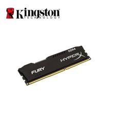 Kingston hyperx ddr4 4g 8g 2133mhz, 2400mhz 2666mhz 8 gb 16gb = › 4 gb 8 gb 1.2v PC4 21300 288pin ram de memória de mesa