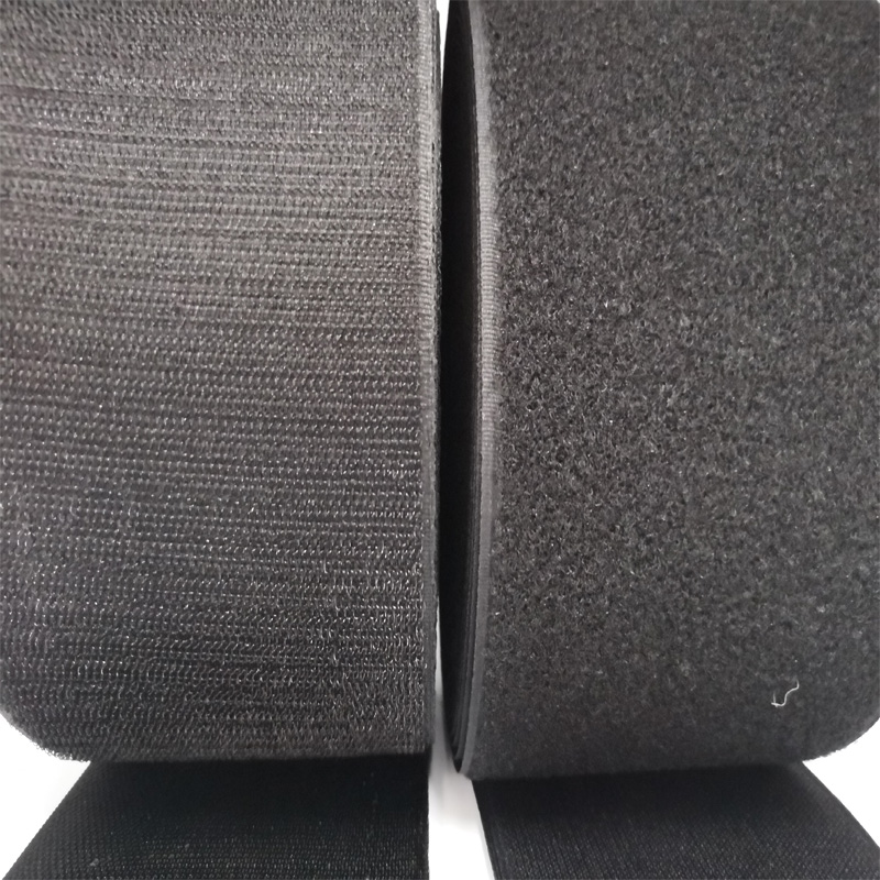 10CM Width no adhesive hook loop fastener tape sewing magic tape sticker velcroing strap couture clothing accessories 1M