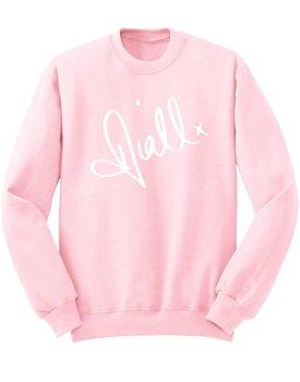 Skuggnas Niall Horan Signature Sweatshirt One Direction Gift Unisex Jumper Hoodies Casual Cotton tumblr aesthetic harajuku tops
