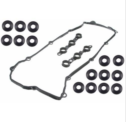 US $29 99 |Valve Cover Gasket 15 Bolt Seal For BMW Victor Reinz E46 E39 E53  E36 Motora-in Valves & Parts from Automobiles & Motorcycles on