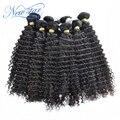 New star 10 bundle бразильского виргинские выдвижение человеческих волос ткет глубокая скручиваемость 100% натуральный цвет большие кудри оптовая цена