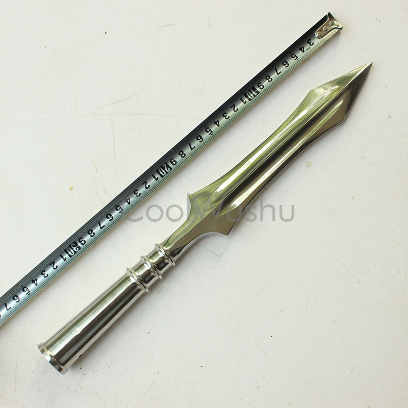 Stainless Long Spear Heads 4