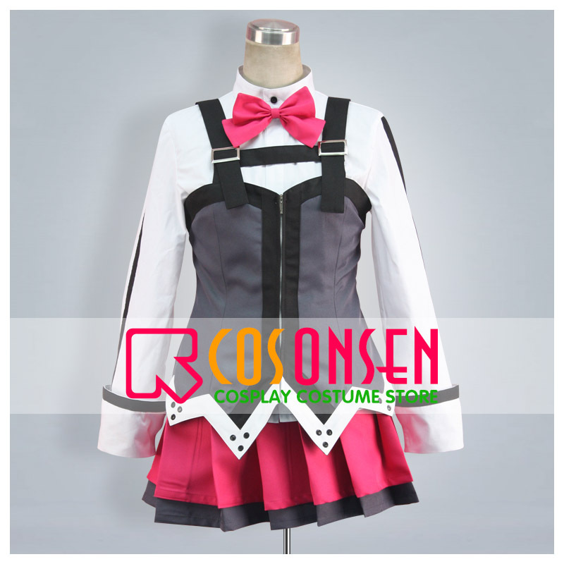 COSPLAYONSEN Aquarion EVOL Mikono Suzushiro Cosplay Costume Full Set  Any Size