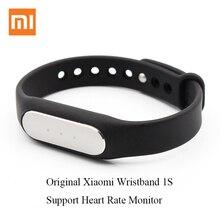 100% оригинал Сяо Mi band 1 S сердечного ритма пул S E Bluetooth fitne s браслет для IOS /Android шагомер fa S Хион Smart ИМР S tband