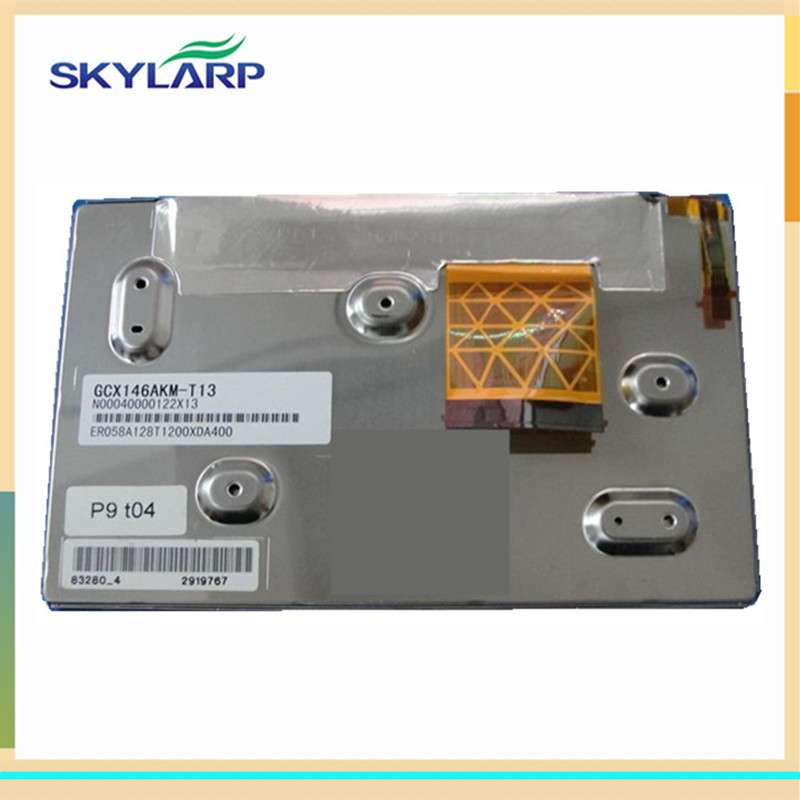 skylarpu LCD screen display panel for GCX146AKM-E GCX146AKM EQ058A113050008QA400 N00040014231825 (without touch) спрей nexxt professional energy vital protection spray 250 мл