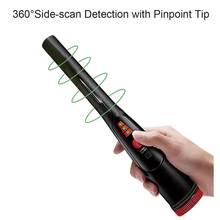 Портативный подземный металлоискатель контактный указатель детектор золота Охотник за сокровищами автоматическая Настройка светодиодный индикатор