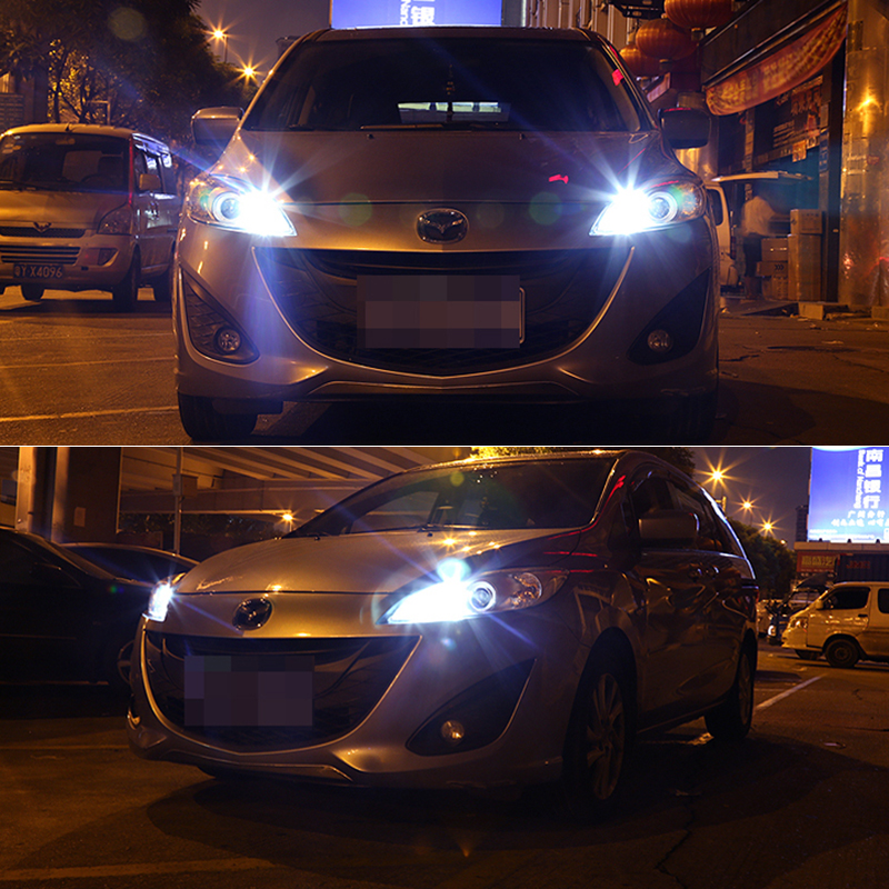 2PCS T10 W5W LED car interior light COB marker lamp 12V 168 194 501 Side Wedge parking bulb canbus auto for lada car styling