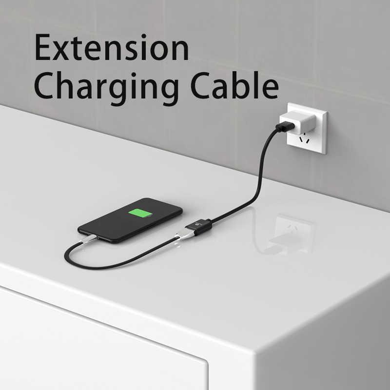 Biaze USB câble d'extension USB 3.0 2.0 câble pour PC Smart TV PS4 Xbox SSD USB3.0 câble de données d'extension USB 3.0 2.0 câble d'extension
