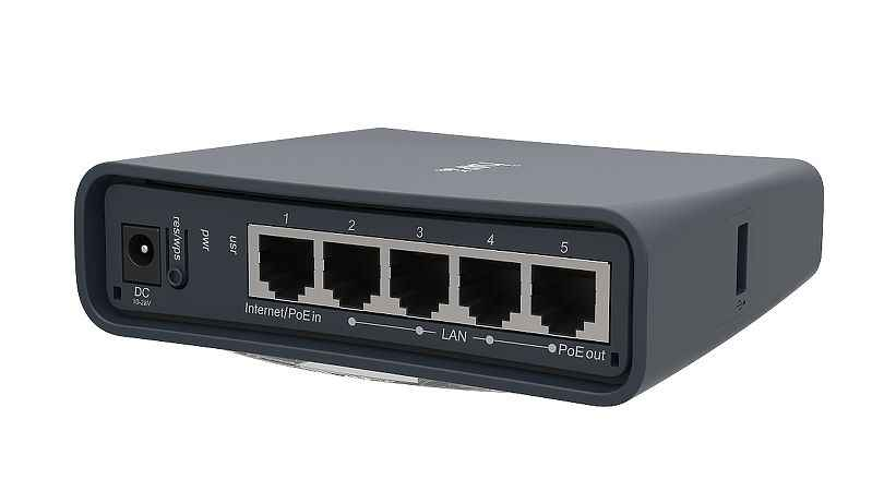 MikroTik Router hAP AC Lite RB952Ui-5ac2nD-TC Wireless double-frequency  Router wifi 2 4G 5G 802 11AC 2dbi