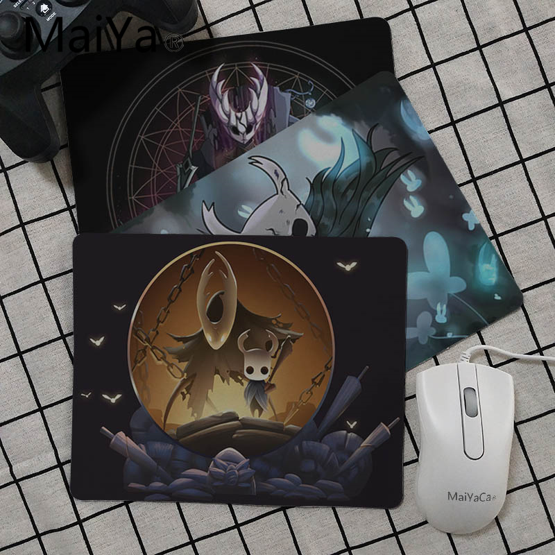 Maiya Top Quality Hollow Knight Gamer Play Mats Mousepad Top Selling Wholesale Gaming Pad Mouse