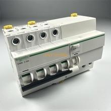 C65 Тип ELCB выключателя 4P+ N AC230/400 V 6/8/10/16/20/25/32/40/50/63A 30mA 6KA задержки защита от утечки земли
