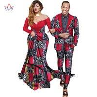 Doux Lovers Assortis Couples Vêtements Cadeau Saint Valentin Manches Longues Femmes Maxi Robes et Costumes Veste Pour Hommes Plus La Taille WYQ40