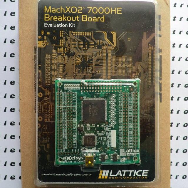 1 個の x LCMXO2 7000HE B EVN プログラマブルロジック IC 開発ツール MachXO2 7000HE ブレークアウト基板