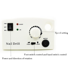 Electric Nail Drill Machine