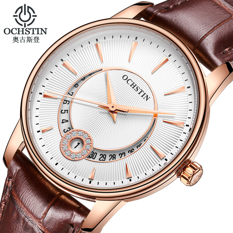Ochstin marca feminina relógios de quartzo moda-relógio de pulso feminino relojes mujer vestido senhoras relógio de negócios montre femme