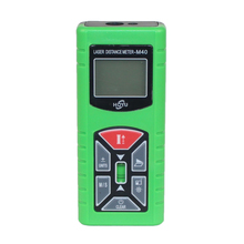 Promo offer VCHON Lightweight anti – throwing handheld laser range finder digital tape measure range finder meter laser distance metro