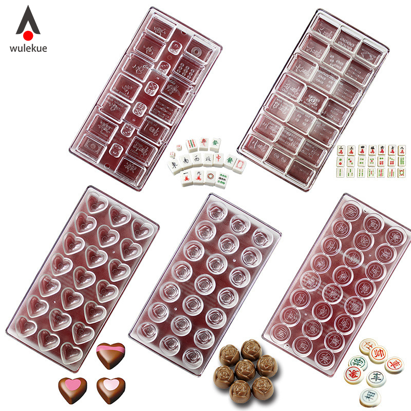 top 10 most popular mahjong chocolate mold list and get free