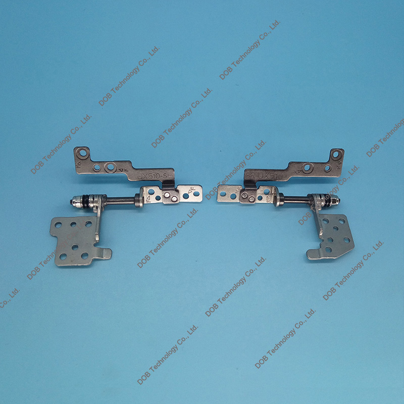 Free shipping Original Laptop LCD hinge for ASUS UX510 Hinges Left Right laptop hinges new original for epson ds6500 ds7500 ds5500 hinge right hinge assy free stop
