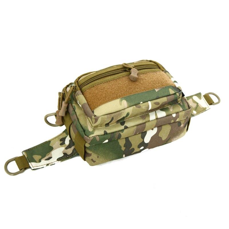 pequeno bolsa Tipo de Estampa : Camouflage