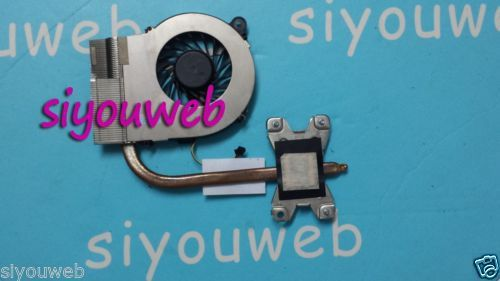 Novo para hp pavilion cpu fan & dissipador de calor 657942-001, frete grátis