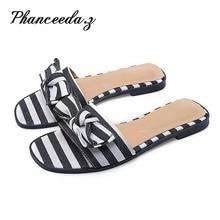 Nouveau 2017 Casual Chaussures Femmes Sandales Sandalias Mujer D'été Style De Mode Flip Flops Bonne Qualité Appartements Solide Femme Pantoufles