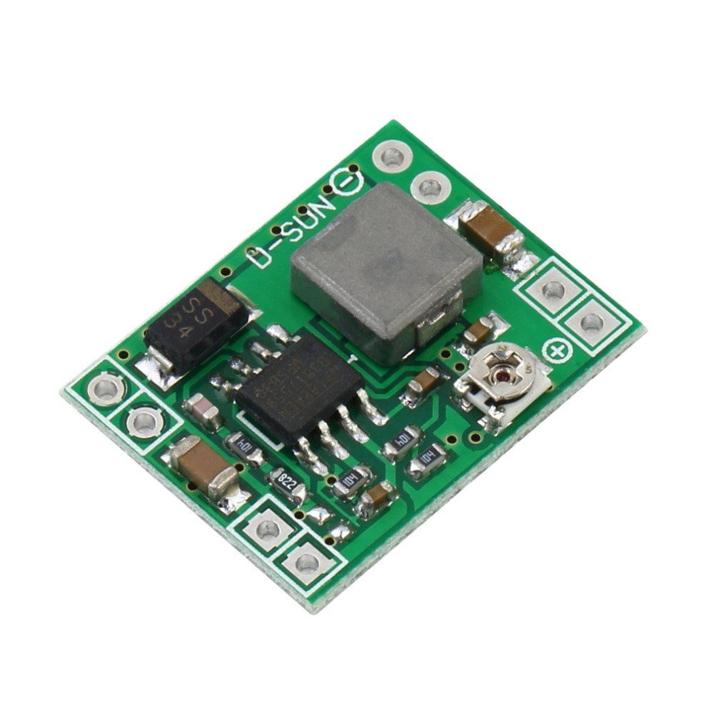 Dropshipping Power Supply Module Replace LM2596s Mini 3A DC-DC Converter Adjustable Step down Power Module Hot Selling