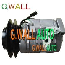 10S15C Air Conditioner Compressor For Car Hino Truck 24V PV1 447170-6460 447220-3514 88310-37150 447220-5543