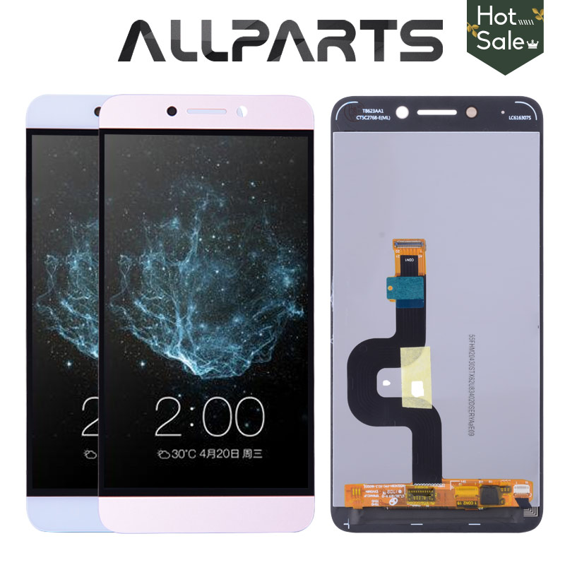 5.5 ''IPS Display Per LeTV Leeco Le 2 LCD Touch Screen Digitizer Le X527 LCD X520 X522 X620 Leeco Le S3 X626 LCD di Ricambio