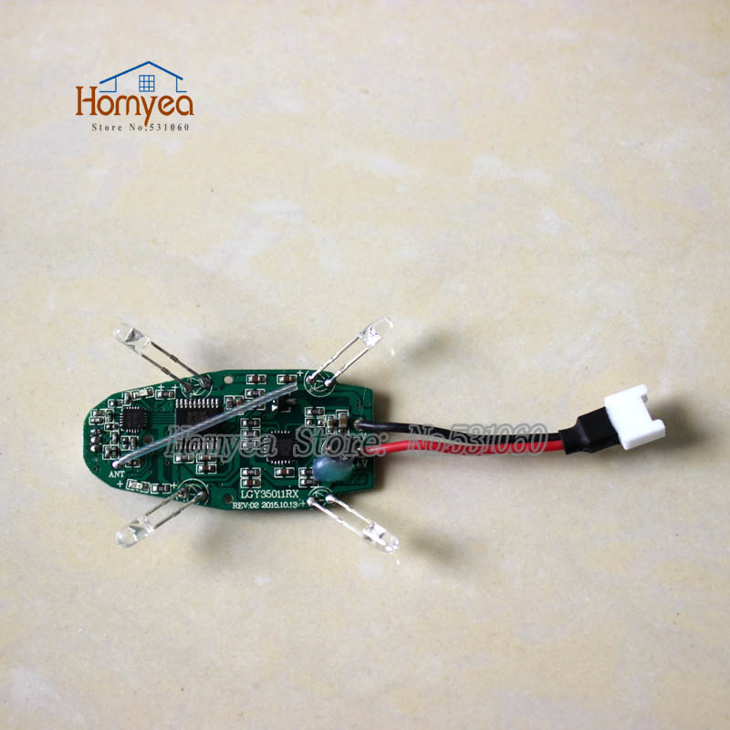 Wholesale Receiving board Circuit board spare parts for Yizhan X4 Remote Control Quadcopter rc Drone Accessories