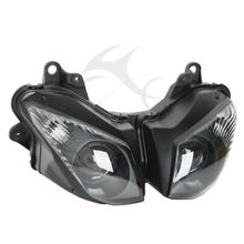 Front Light Headlight For Motorcycle KAWASAKI NINJA ZX6R ZX 6R 2009 10 11 2012