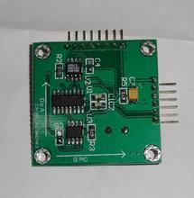 Free Shipping!  1pc Electronic compass module HMC1022, mega88 control, serial communications to provide schematic source