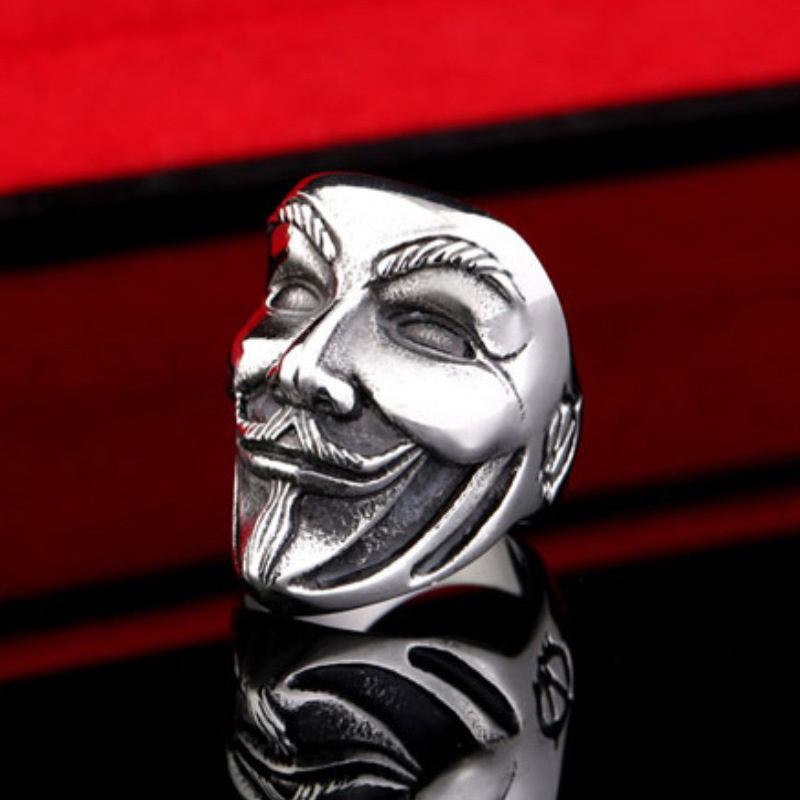Clown V Mask Rings (7)