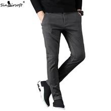Joggers'slack pants men's sportswear men's slim casual pants sportswear pants men's hot stretch pants men стоимость