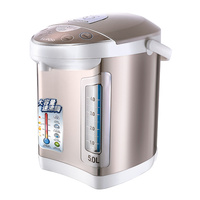 Electric thermos Household Insulation intelligent constant temperature 5L High capacity kettle stainless