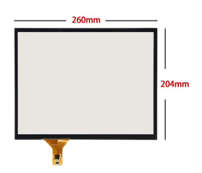 12 inch capacitive touch screen 260*204 , free delivery lp125wh2 slt2 12 5 inch notebook lcd screen free delivery