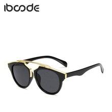 Iboode Legal Espelho para Crianças Meninos Meninas Do Bebê Crianças Óculos  De Sol Gradiente Óculos de Sol Design de Moda Anti-An.. 675e045509