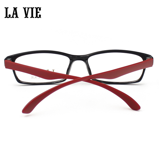 LA VIE Brand Eyewear Frames Glasses Frames Vintage Clear Full Frame ...